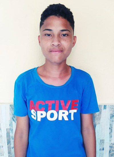 Help Alejandro Gabriel by becoming a child sponsor. Sponsoring a child is a rewarding and heartwarming experience.