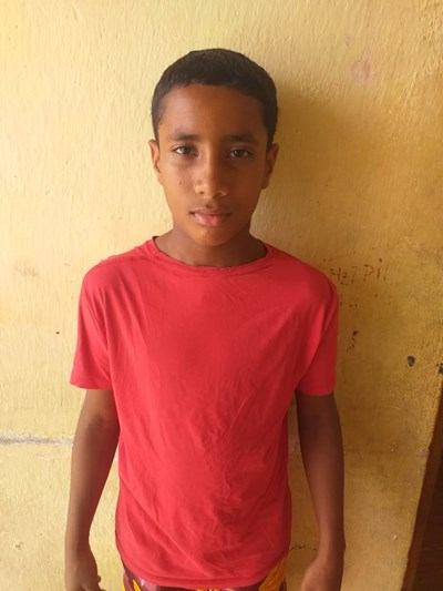 Help Fredys Rafael by becoming a child sponsor. Sponsoring a child is a rewarding and heartwarming experience.