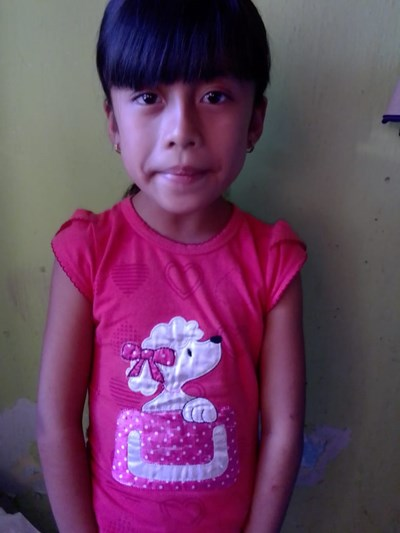 Help Camila Esmeralda by becoming a child sponsor. Sponsoring a child is a rewarding and heartwarming experience.