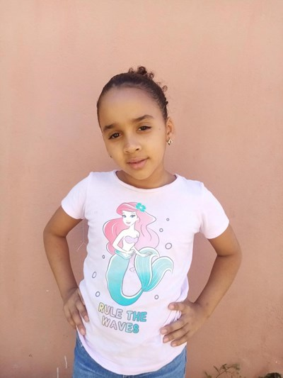 Help Hellen María by becoming a child sponsor. Sponsoring a child is a rewarding and heartwarming experience.