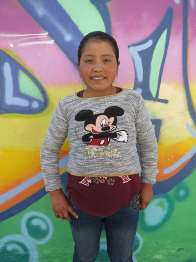 Help Karen Ediht by becoming a child sponsor. Sponsoring a child is a rewarding and heartwarming experience.