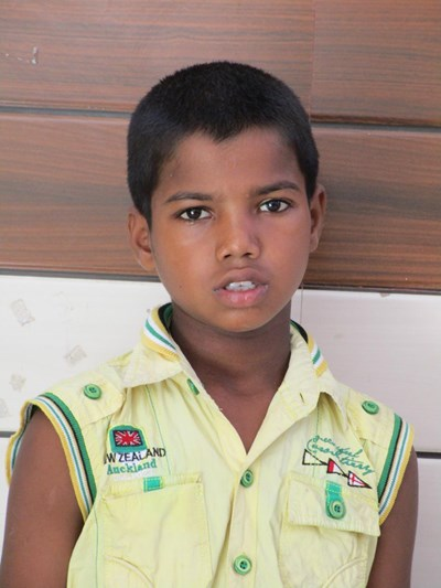 Help Karim by becoming a child sponsor. Sponsoring a child is a rewarding and heartwarming experience.
