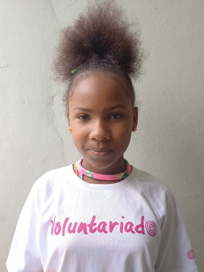 Help Arileidy by becoming a child sponsor. Sponsoring a child is a rewarding and heartwarming experience.