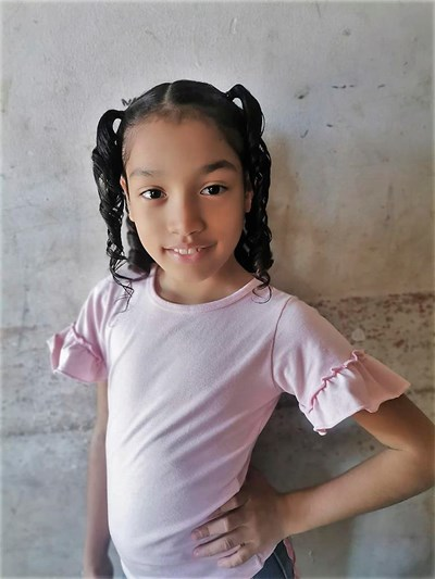 Help Yezihet Lorena by becoming a child sponsor. Sponsoring a child is a rewarding and heartwarming experience.