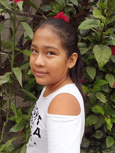Help Andrea Dayanara by becoming a child sponsor. Sponsoring a child is a rewarding and heartwarming experience.