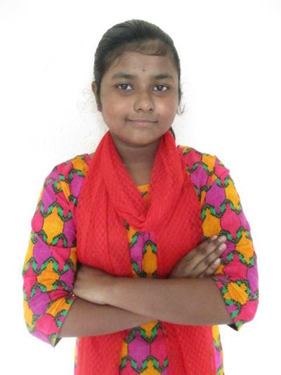 Help Smriti by becoming a child sponsor. Sponsoring a child is a rewarding and heartwarming experience.