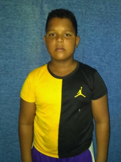 Help Luis Manuel by becoming a child sponsor. Sponsoring a child is a rewarding and heartwarming experience.