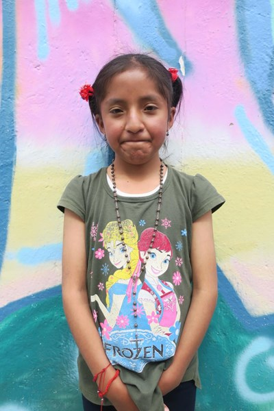 Help Alisson Dayana by becoming a child sponsor. Sponsoring a child is a rewarding and heartwarming experience.