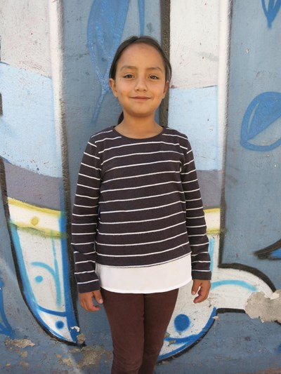 Help Alisson Michelle by becoming a child sponsor. Sponsoring a child is a rewarding and heartwarming experience.