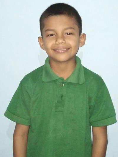 Help Josue Isaias by becoming a child sponsor. Sponsoring a child is a rewarding and heartwarming experience.