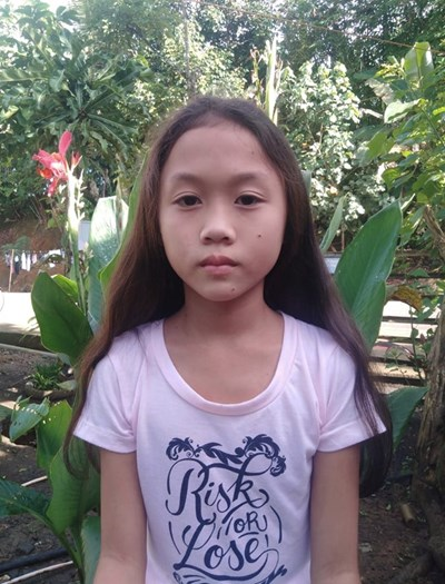 Help Glaiza Z. by becoming a child sponsor. Sponsoring a child is a rewarding and heartwarming experience.