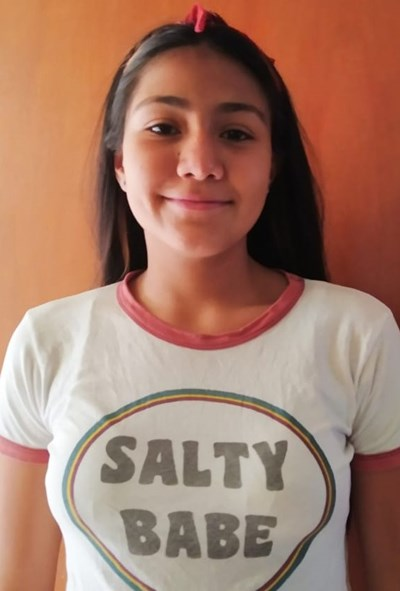 Help Stephanie Monserrat by becoming a child sponsor. Sponsoring a child is a rewarding and heartwarming experience.
