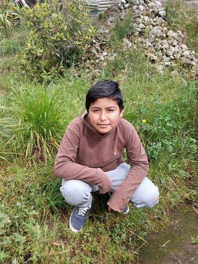 Help Leonel Alejandro by becoming a child sponsor. Sponsoring a child is a rewarding and heartwarming experience.