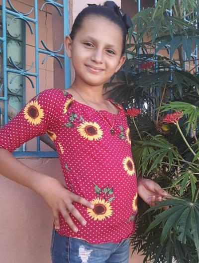 Help Estefany Natalia by becoming a child sponsor. Sponsoring a child is a rewarding and heartwarming experience.