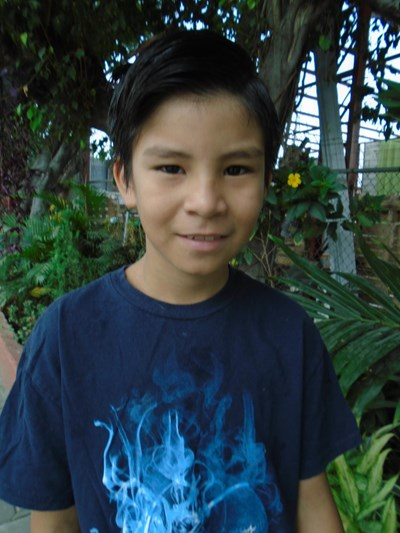 Help Isaias Eduardo by becoming a child sponsor. Sponsoring a child is a rewarding and heartwarming experience.