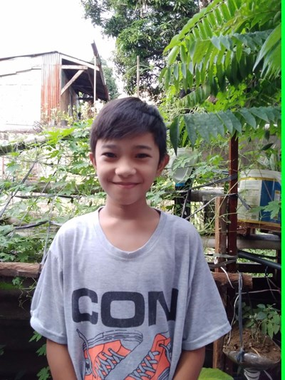 Help Steven Adam A. by becoming a child sponsor. Sponsoring a child is a rewarding and heartwarming experience.