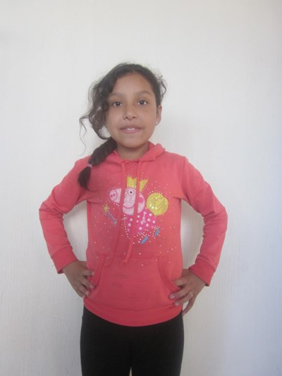 Help Estefania Guadalupe by becoming a child sponsor. Sponsoring a child is a rewarding and heartwarming experience.