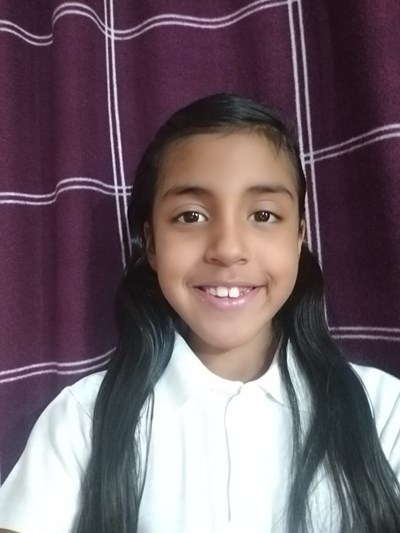 Help Kimberly Raquel by becoming a child sponsor. Sponsoring a child is a rewarding and heartwarming experience.