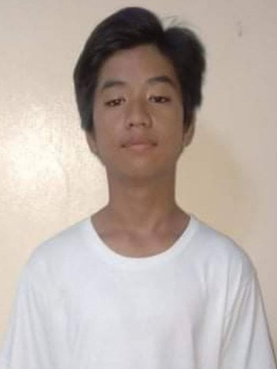 Help John Vincent C. by becoming a child sponsor. Sponsoring a child is a rewarding and heartwarming experience.