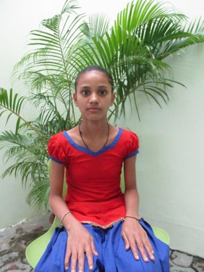 Help Disha by becoming a child sponsor. Sponsoring a child is a rewarding and heartwarming experience.