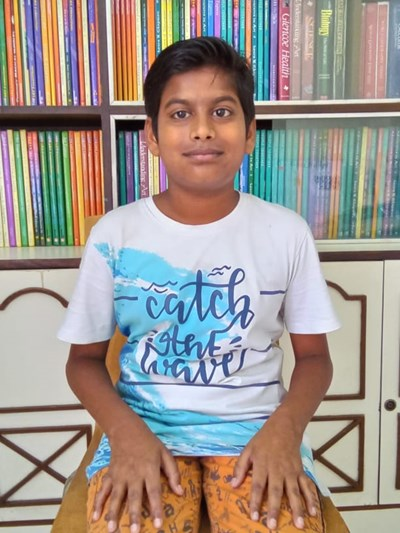 Help Hamid by becoming a child sponsor. Sponsoring a child is a rewarding and heartwarming experience.