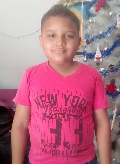 Help Jhon Dever by becoming a child sponsor. Sponsoring a child is a rewarding and heartwarming experience.