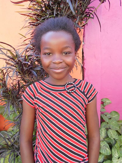 Help Esther by becoming a child sponsor. Sponsoring a child is a rewarding and heartwarming experience.
