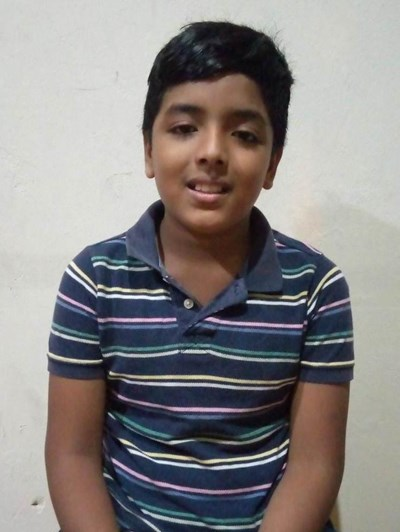 Help Julio Snaider by becoming a child sponsor. Sponsoring a child is a rewarding and heartwarming experience.