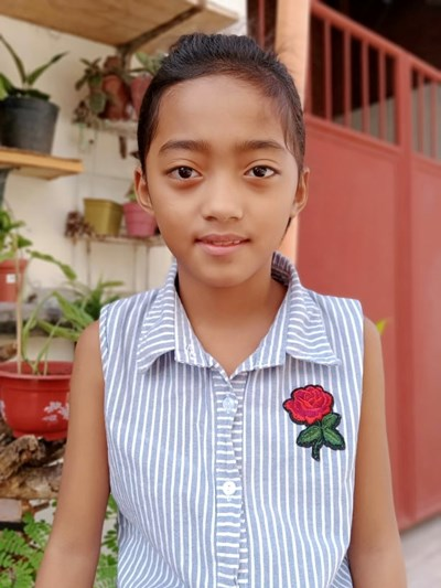 Help Suzaine A. by becoming a child sponsor. Sponsoring a child is a rewarding and heartwarming experience.