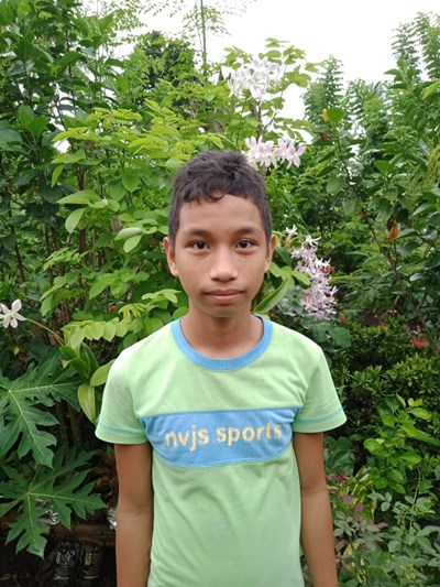 Help Harvie B. by becoming a child sponsor. Sponsoring a child is a rewarding and heartwarming experience.