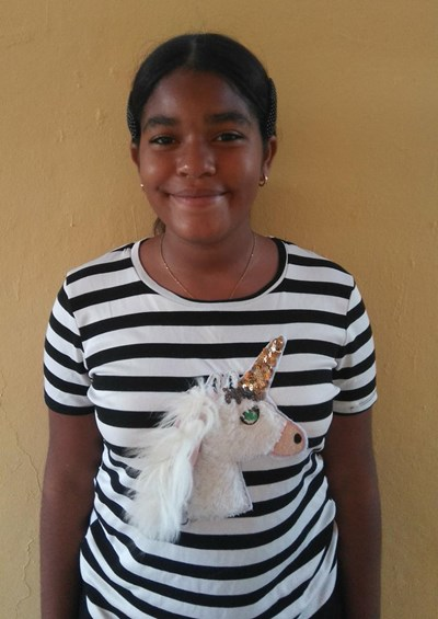 Help Yasmeiri Carolina by becoming a child sponsor. Sponsoring a child is a rewarding and heartwarming experience.