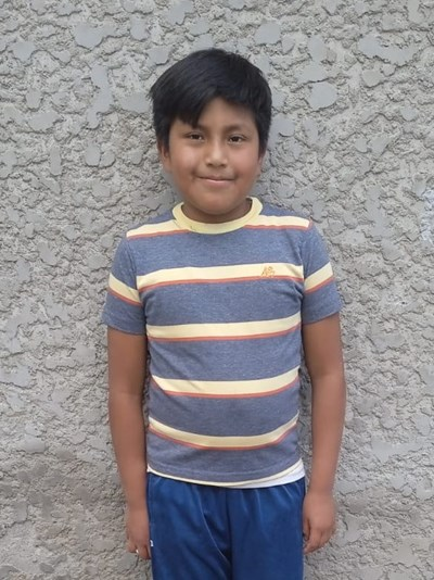 Help Axel Ariel by becoming a child sponsor. Sponsoring a child is a rewarding and heartwarming experience.