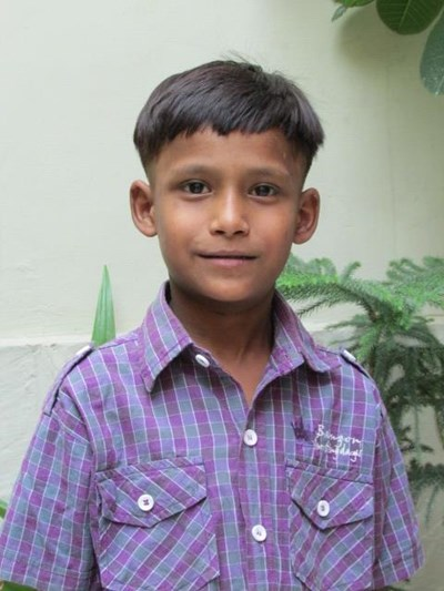 Help Javed by becoming a child sponsor. Sponsoring a child is a rewarding and heartwarming experience.