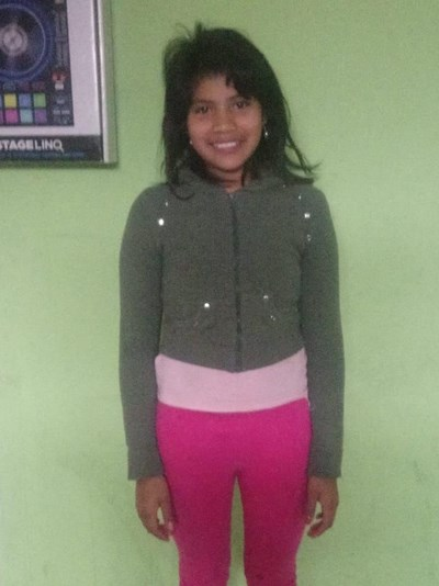 Help Damaris Pamela by becoming a child sponsor. Sponsoring a child is a rewarding and heartwarming experience.