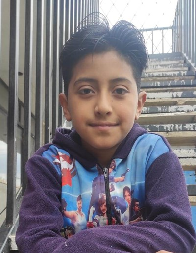 Help Antony Miguel by becoming a child sponsor. Sponsoring a child is a rewarding and heartwarming experience.