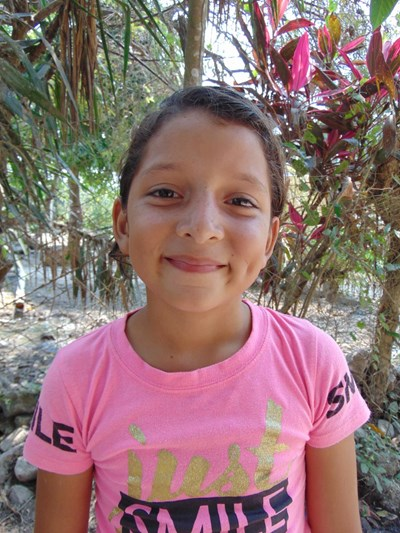 Help Ashley Jasmin by becoming a child sponsor. Sponsoring a child is a rewarding and heartwarming experience.