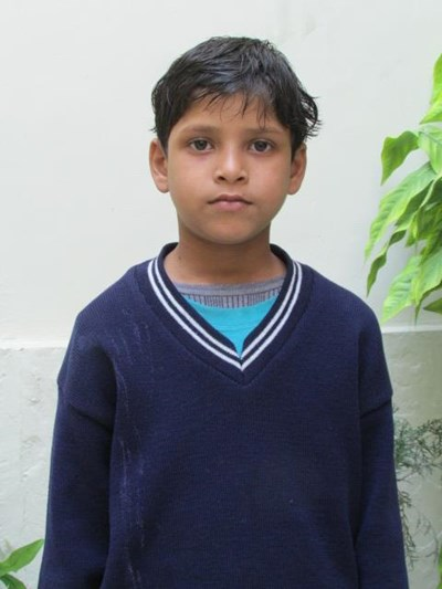 Help Aarish by becoming a child sponsor. Sponsoring a child is a rewarding and heartwarming experience.