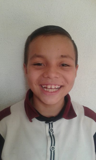 Help Carlos Javier by becoming a child sponsor. Sponsoring a child is a rewarding and heartwarming experience.