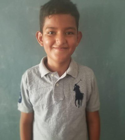 Help Yonis Josue by becoming a child sponsor. Sponsoring a child is a rewarding and heartwarming experience.