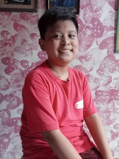 Help Khian Carlo G. by becoming a child sponsor. Sponsoring a child is a rewarding and heartwarming experience.
