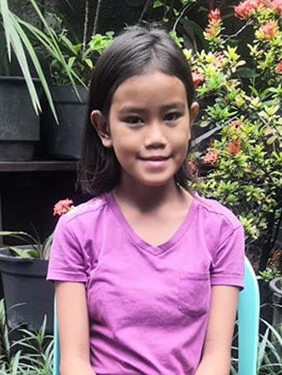 Help Erika Riema C. by becoming a child sponsor. Sponsoring a child is a rewarding and heartwarming experience.