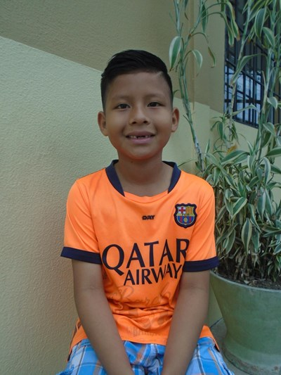 Help Freddy Alexis by becoming a child sponsor. Sponsoring a child is a rewarding and heartwarming experience.