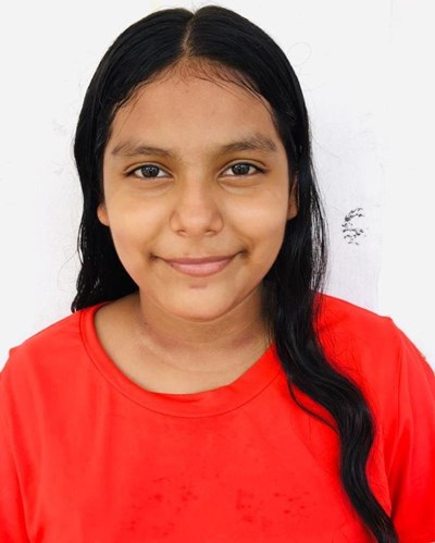 Help Sandra Araceli by becoming a child sponsor. Sponsoring a child is a rewarding and heartwarming experience.