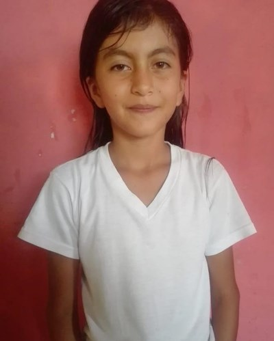 Help Keylin Paola by becoming a child sponsor. Sponsoring a child is a rewarding and heartwarming experience.