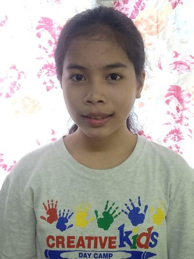 Help Trixie Maylord M. by becoming a child sponsor. Sponsoring a child is a rewarding and heartwarming experience.