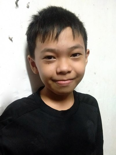 Help Tristan Jess T. by becoming a child sponsor. Sponsoring a child is a rewarding and heartwarming experience.