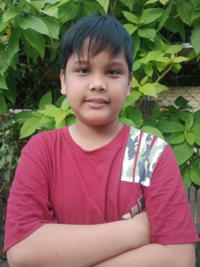 Help Andrei Jay R. by becoming a child sponsor. Sponsoring a child is a rewarding and heartwarming experience.