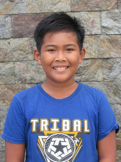 Help Santino S. by becoming a child sponsor. Sponsoring a child is a rewarding and heartwarming experience.