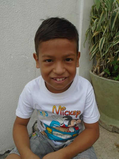 Help Ernesto Daniel by becoming a child sponsor. Sponsoring a child is a rewarding and heartwarming experience.