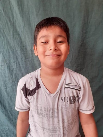 Help Jose Aurelio by becoming a child sponsor. Sponsoring a child is a rewarding and heartwarming experience.